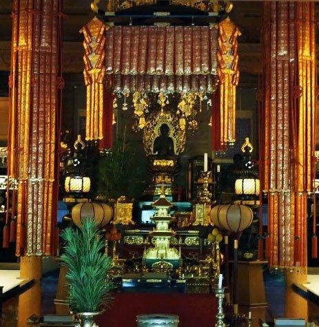 Koyasan altar