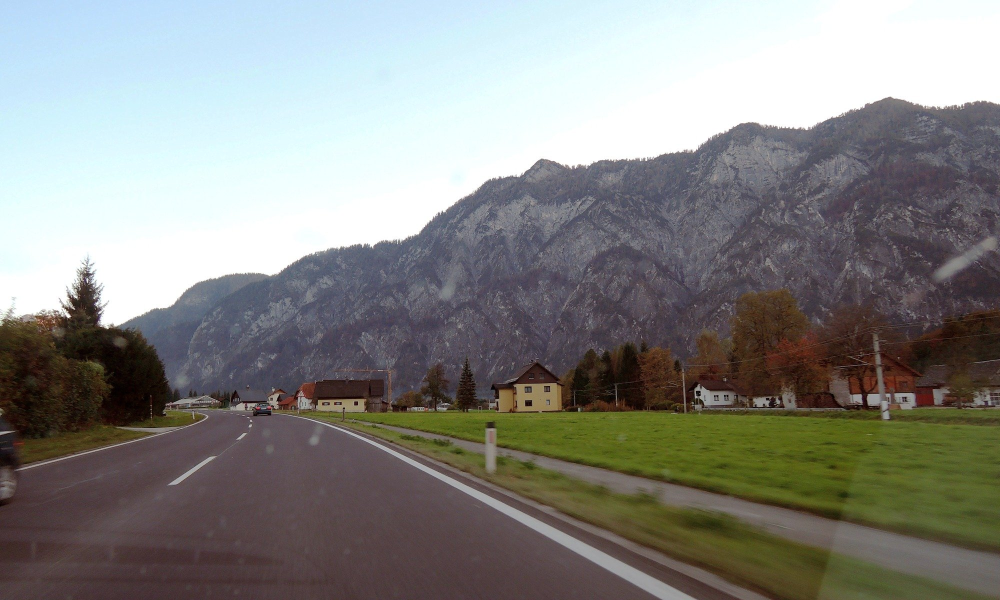 Driving From Vienna To Salzburg A Scenic Road Trip Through