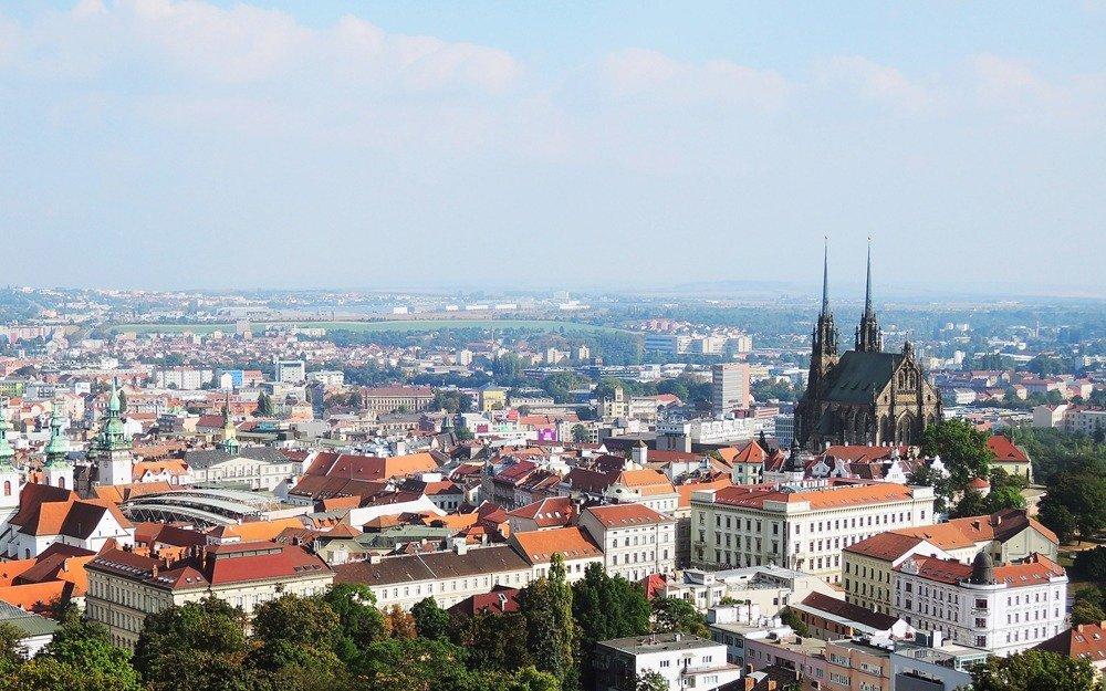 A quick tour of Brno, Czech Republic