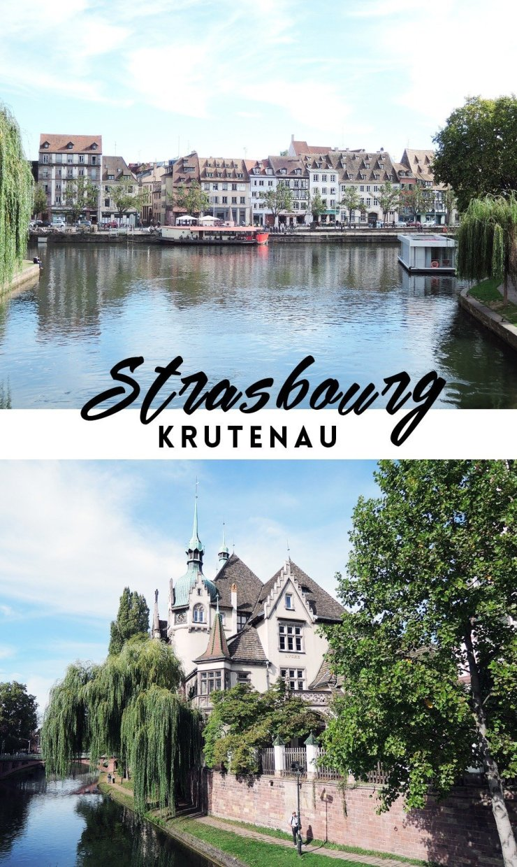 A walk in Strasbourg's Krutenau district is a breath of fresh air – and a glimpse into the history of the Alsatian way of life. Click through for more great things to do in Strasbourg.