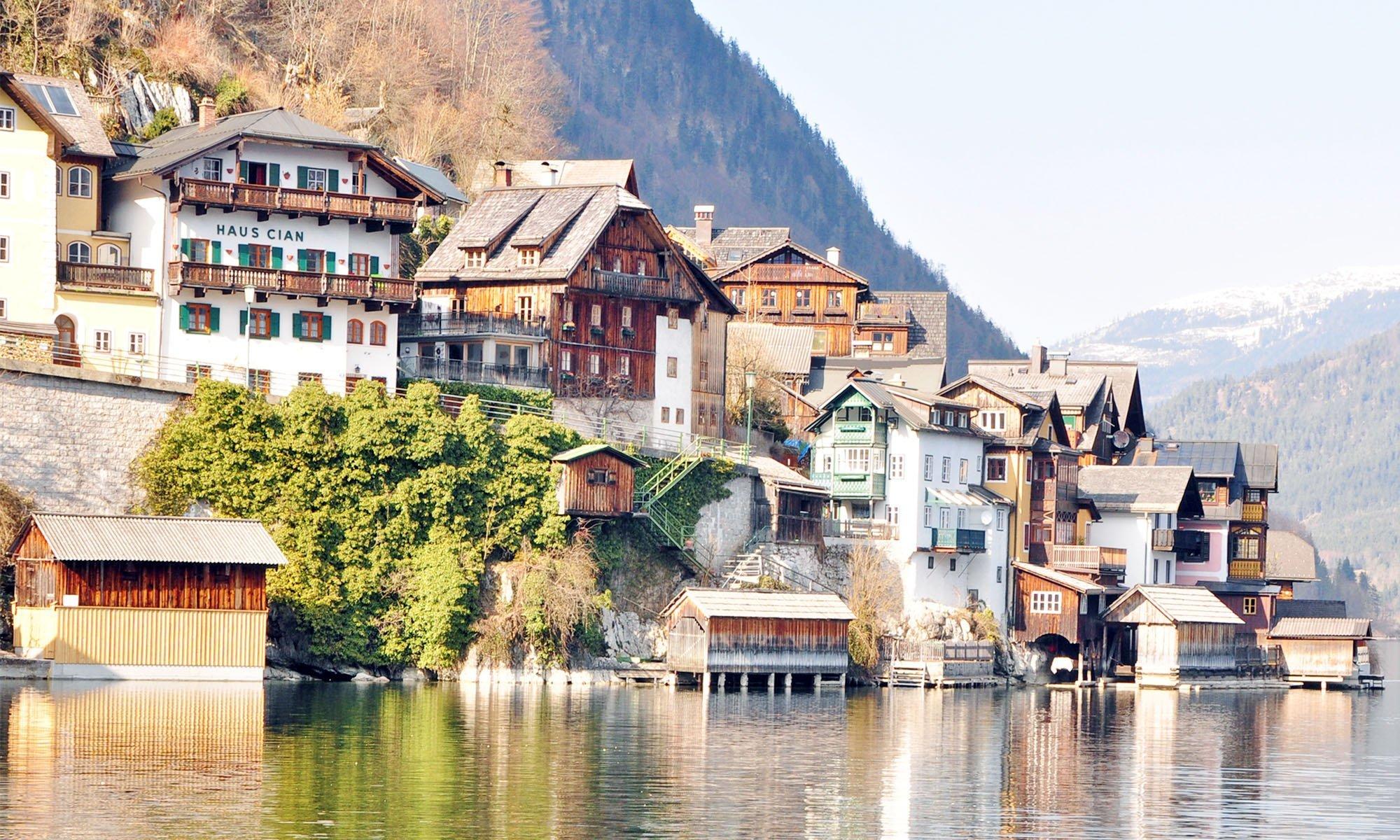 Where To Stay In Hallstatt 5 Gorgeous Hotels In Austrias