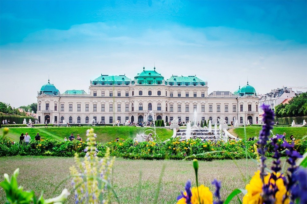 This amazing road trip in Austria begins in Vienna, the country's magnificent capital. From impressive Baroque complexes to upscale cafés and restaurants, historic architecture and museums, and a fresh indie art scene, there's much to see and do in Vienna. Don't skip it on your drive to Salzburg!