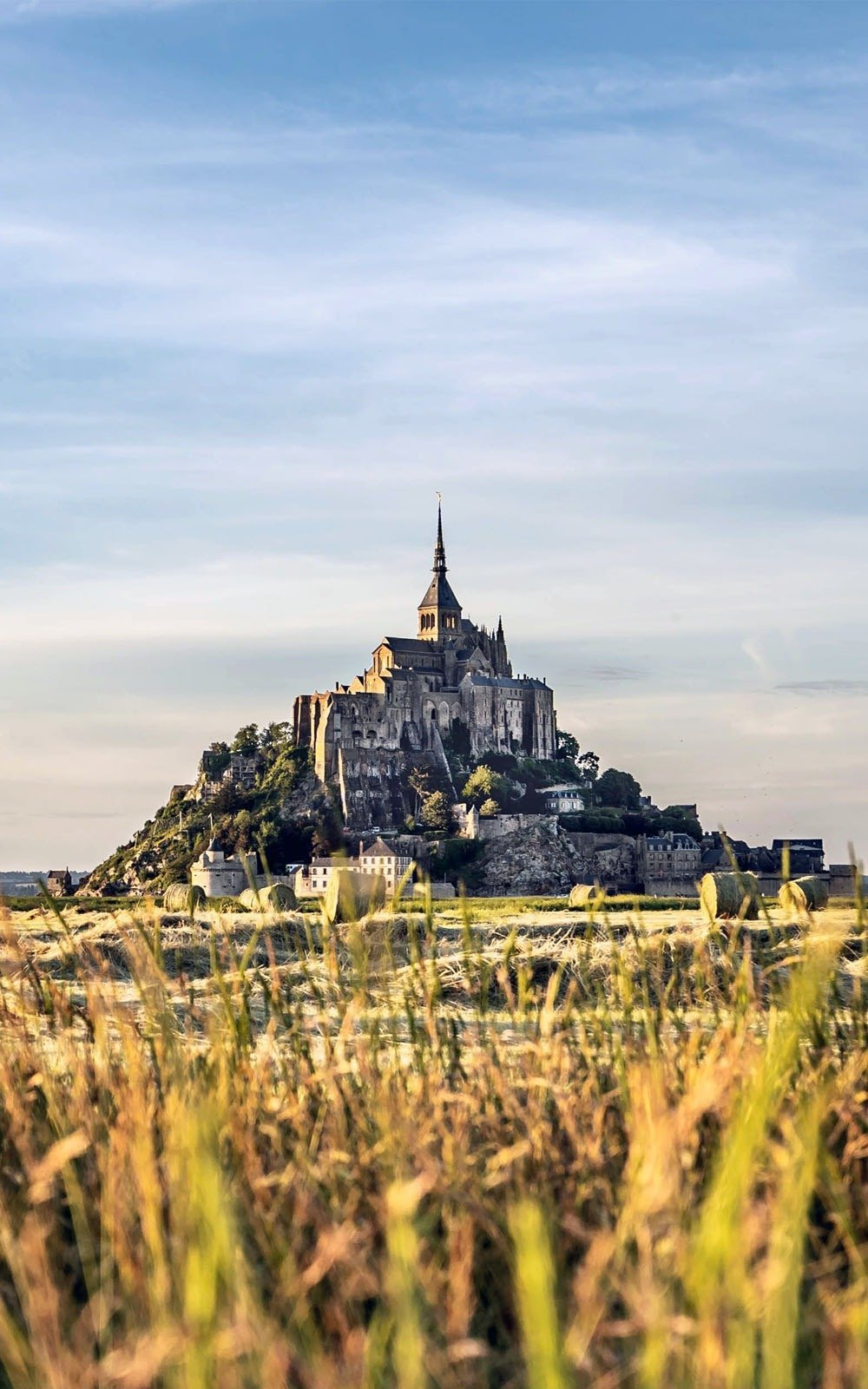 History buffs will love this road trip through medieval castles and World War 2 sites in Normandy and the Loire Valley. Visit the historic Omaha Beach, then head to the impressive Mont Saint-Michel, an island commune perched on a rocky peak. Click through for more fantastic ideas for your road trip in France.