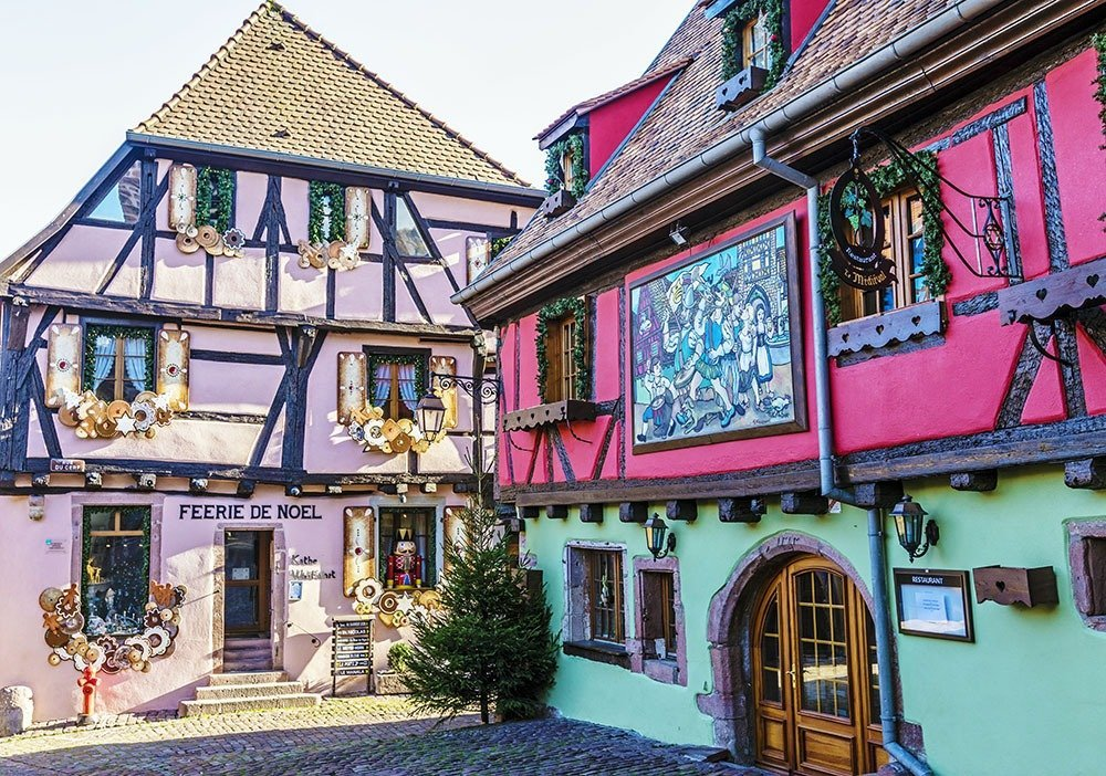 You won't get tired of seeing a slew of these lovely towns in Alsace. While they all have that distinctive Alsatian charm, each town has its own personality and vibe. Spend a couple of days exploring Alsace's wine towns and get drunk on the beauty and magic of this gorgeous French wine region!
