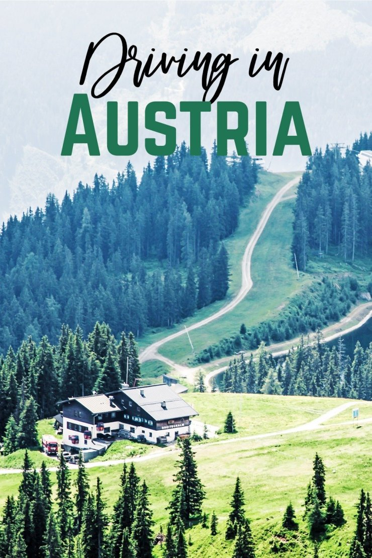 Rolling emerald hills and charming pastel houses, snowcapped mountains and the tinkling of cowbells – if these are some of your favorite things, then a road trip across Austria's gorgeous countryside will surely make your heart sing. Here's your essential guide to driving in Austria.