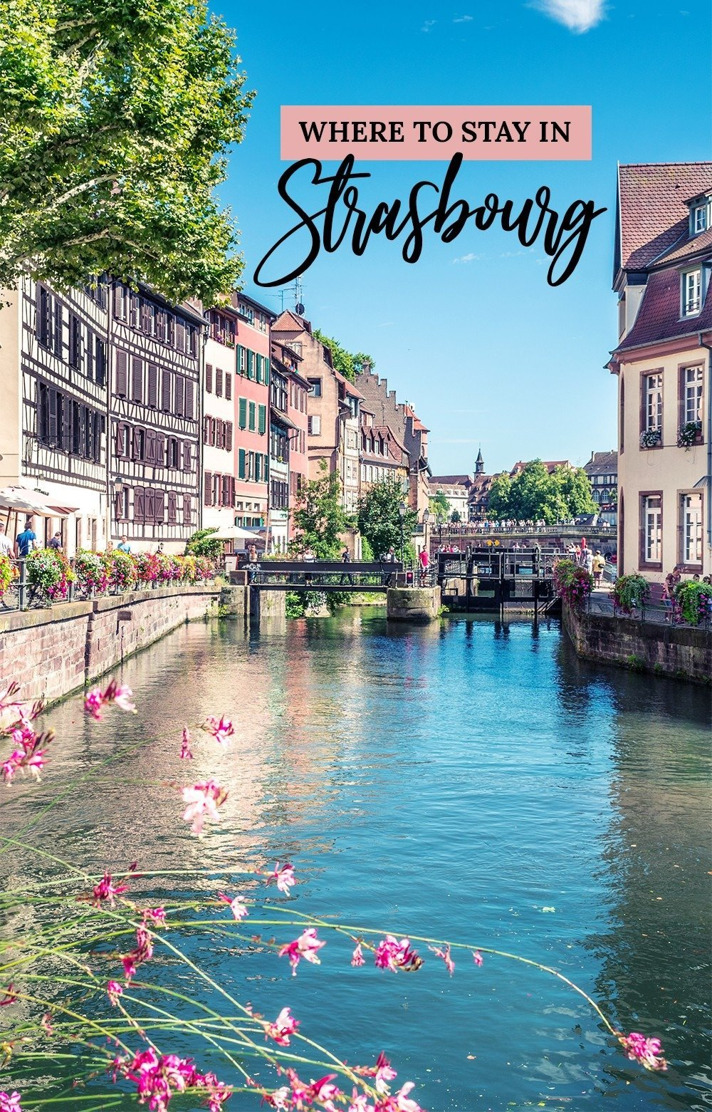 Wine, history, and delicious food – if you love all three, you'll be beyond bliss in Strasbourg, a French border city with a unique French-German culture, excellent gastronomy, and Alsatian wine. Make the most of your holiday – here's where to stay in Strasbourg.