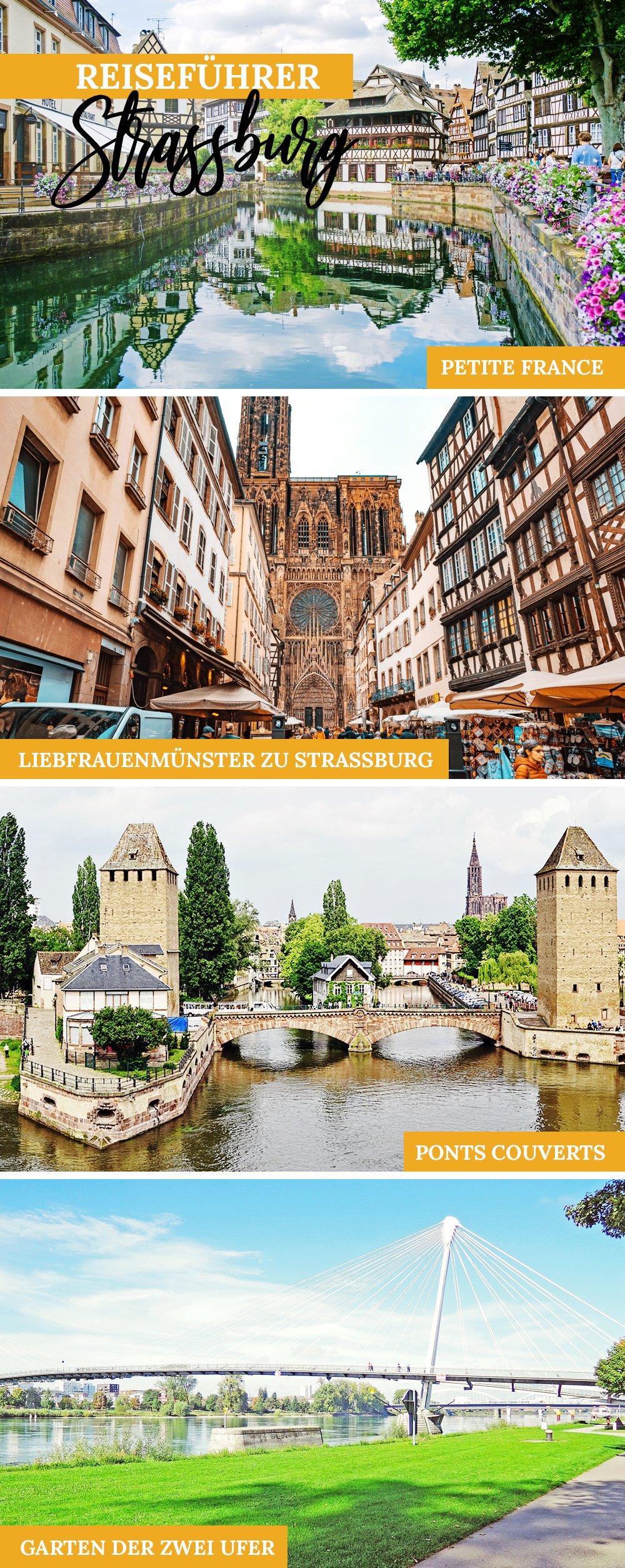 Die besten Sehenswürdigkeiten und Aktivitäten in deinem Straßburg Reiseführer