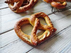 Homemade German Pretzels - Amanda's Cookin