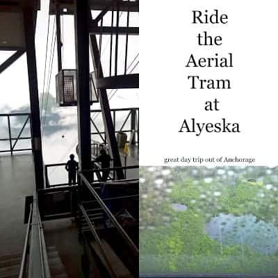 Ride The Aerial Tram at Alyeska