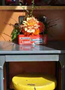Upcycle European Tin Cookie Boxes