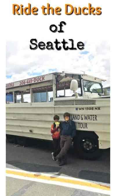Ride the Duck Seattle-Duck Fun in Seattle