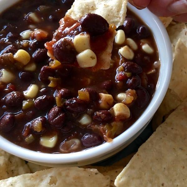 Corn and Black Bean Salsa3