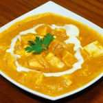 indian food - shahi paneer