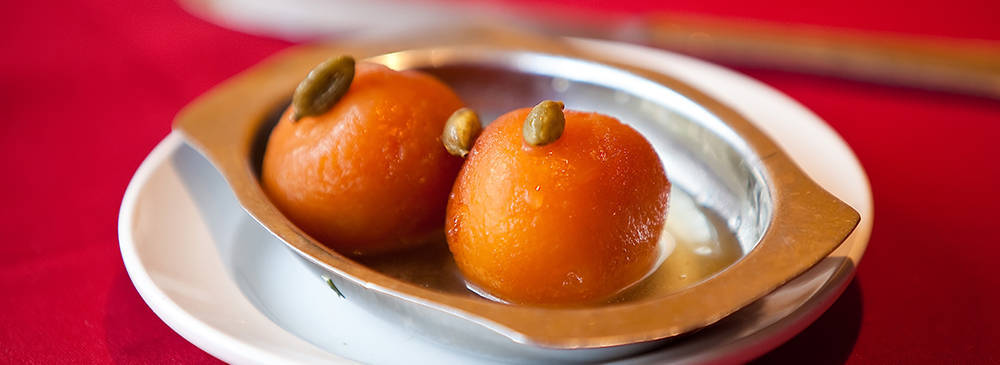 Gulab Jamin - Indian Dessert
