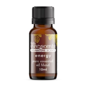 Essential Oil Blend 10ml Energy