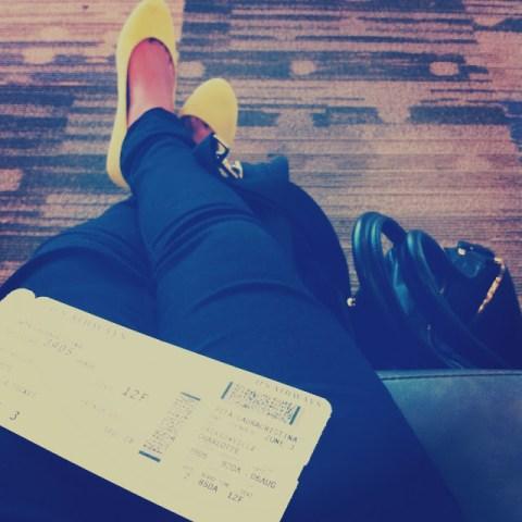 Off to Puerto Rico I Go
