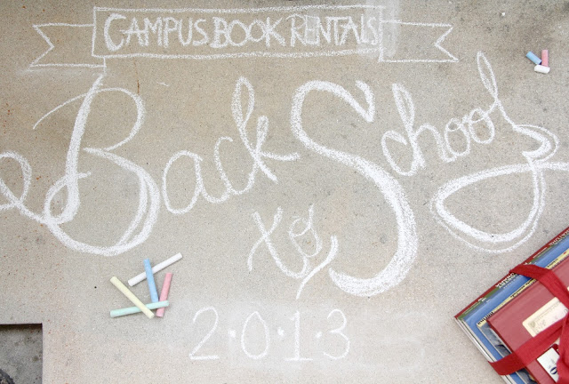 Back-to-School with: CampusBookRentals!