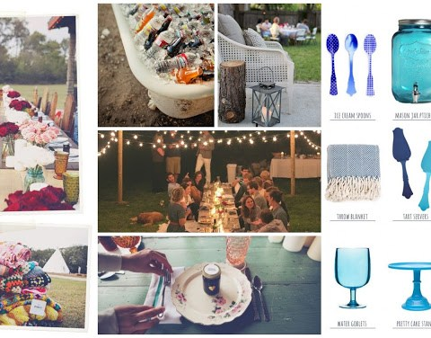 Pin-spiration Thursdays: Backyard Party!