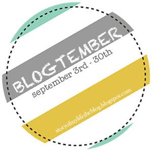 #Blogtember – [Link Up]