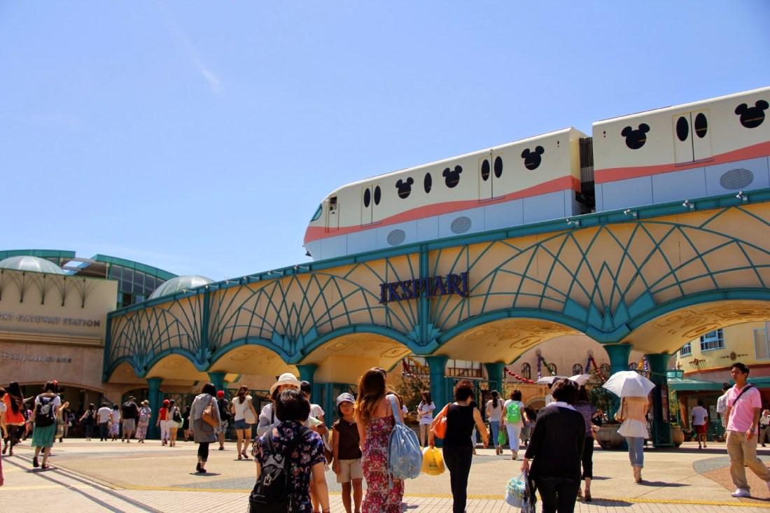 Tokyo Disney Sea: Part 1