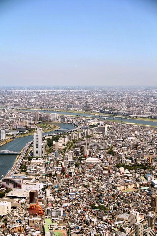 Concrete Jungle – Tokyo Sky Tree