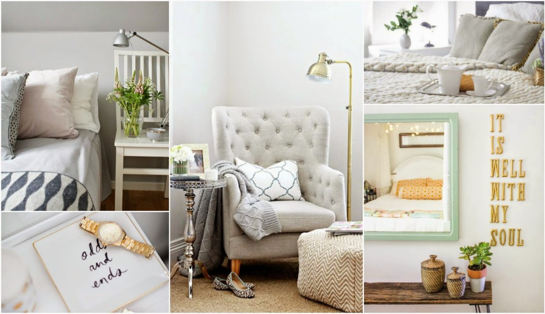 Pin-spiration Thursdays: <br> Master Bedroom