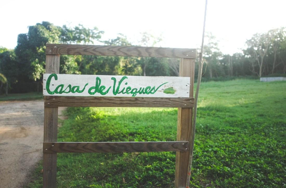 Our Stay in 'Casa de Vieques'