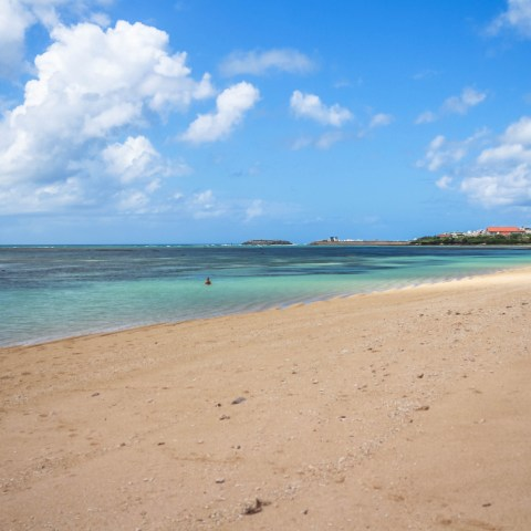 Fall in Okinawa – Torii Beach