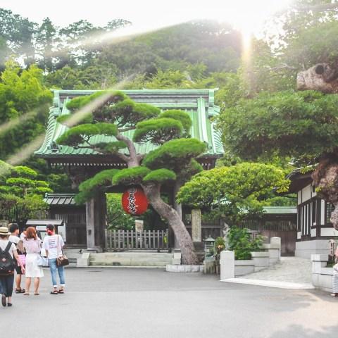 Hasedera Temple – Kamakura, Japan