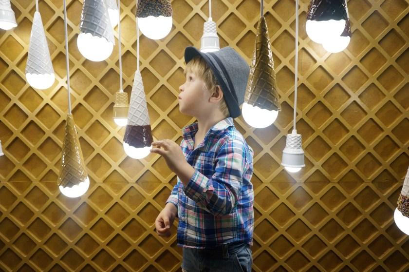 Cone Lights A