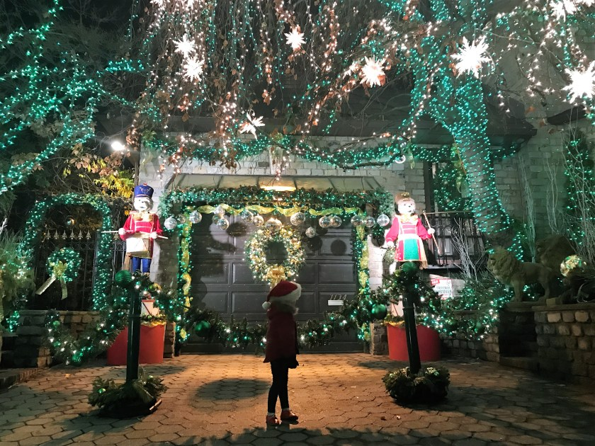 The incredible lights in Dyker Heights Brooklyn