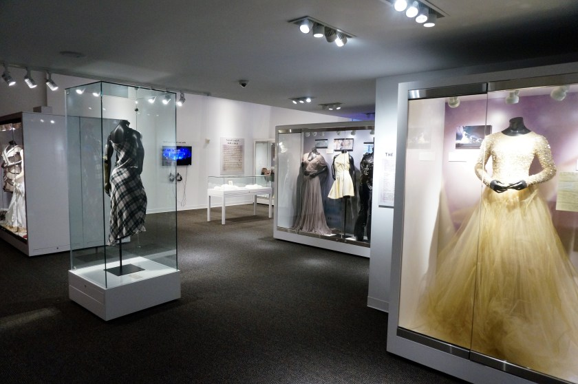 The iconic perfromce outfits at the Taylor Swift Experience