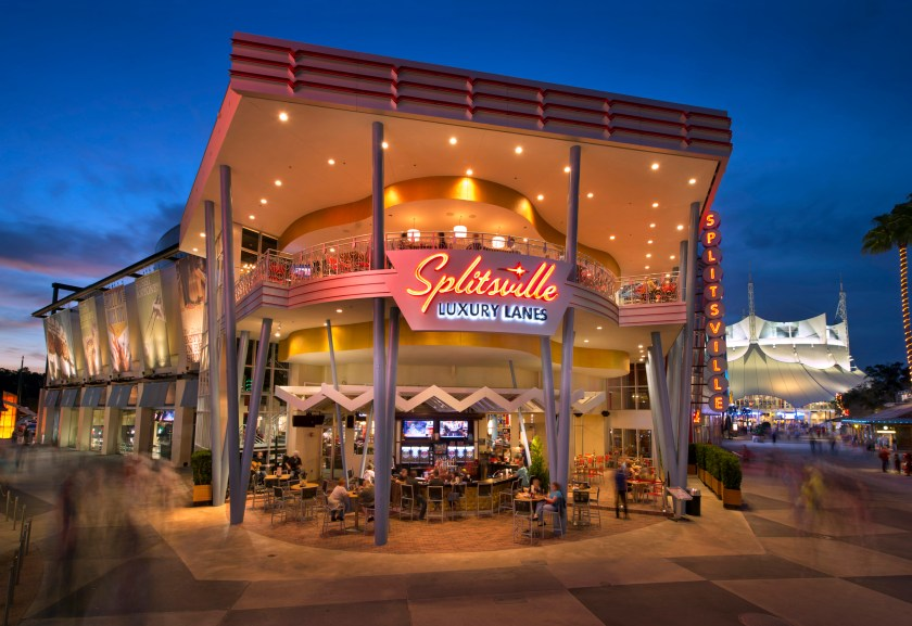 Splitsville Disney Springs