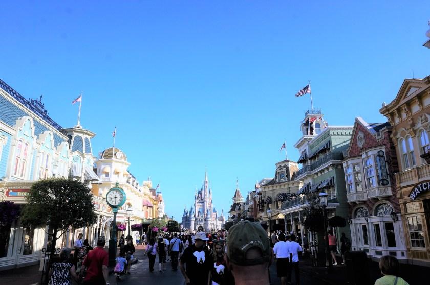 Magic of Main Street USA