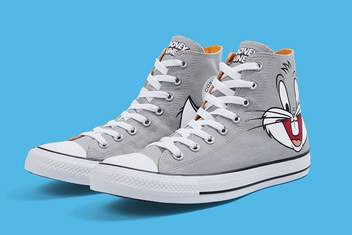 ... Converse x Looney Tunes Collection fc37795f90cf
