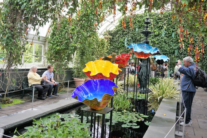 Chihuly: Macchia Forest