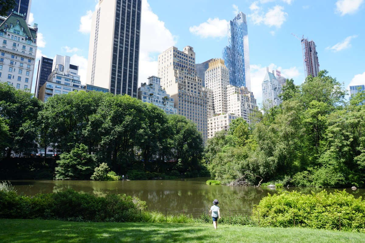 Things to do with kids in NYC