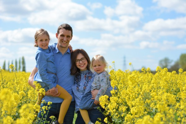 Me and Mine April 2017 Rapeseed