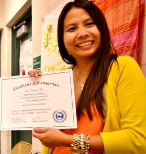 Lao Leadership Institute 13 121