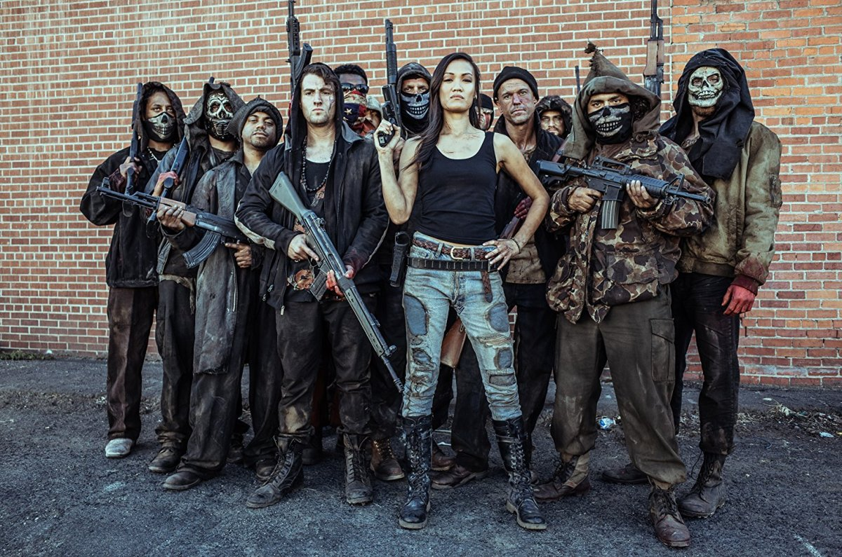 Zombies and Lao Stories: Interview with Z Nation Actress Sydney Viengluang