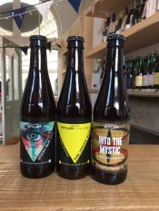 Wylam- Sticky Bud, The Upside Down and Into The Mystic