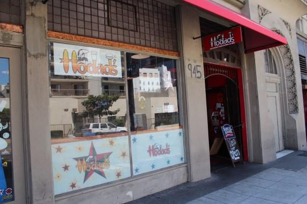 Hodad's, Downtown, San Diego, Broadway, Restaurant, tenth avenue