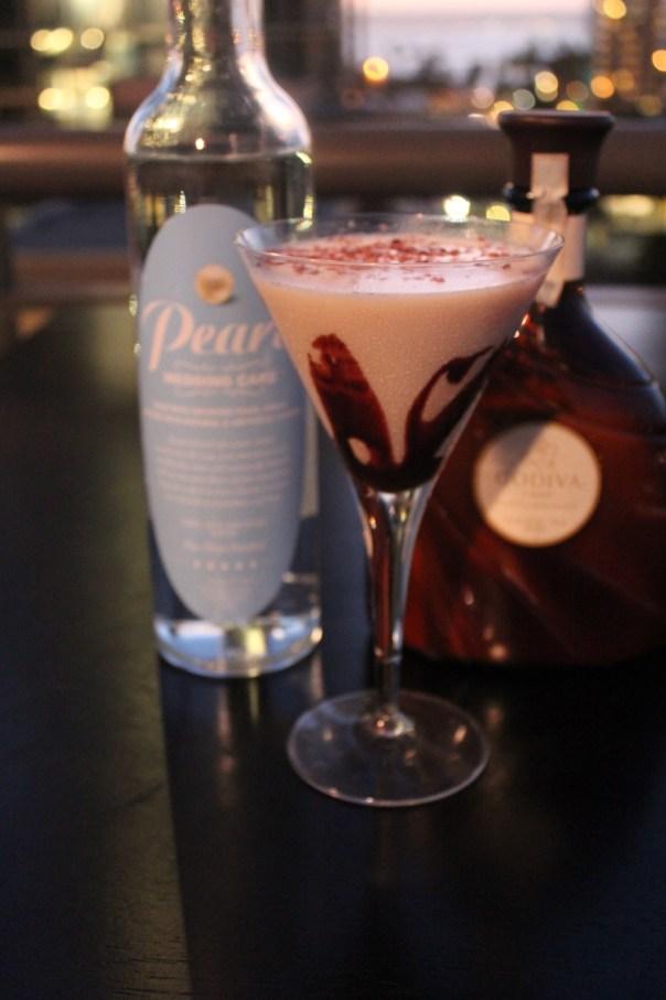 Wedding Cake Martini Cocktail Recipe