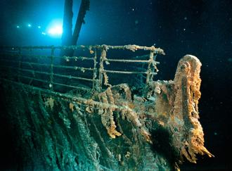 Image result for titanik ship undr water