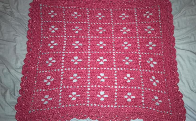 Craft: Call The Midwife Blanket