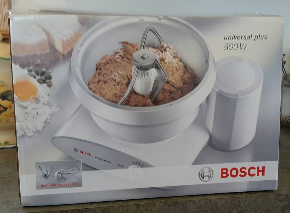 Bosch kitchen mixer