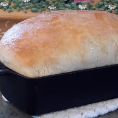 My favorite easy bread recipe