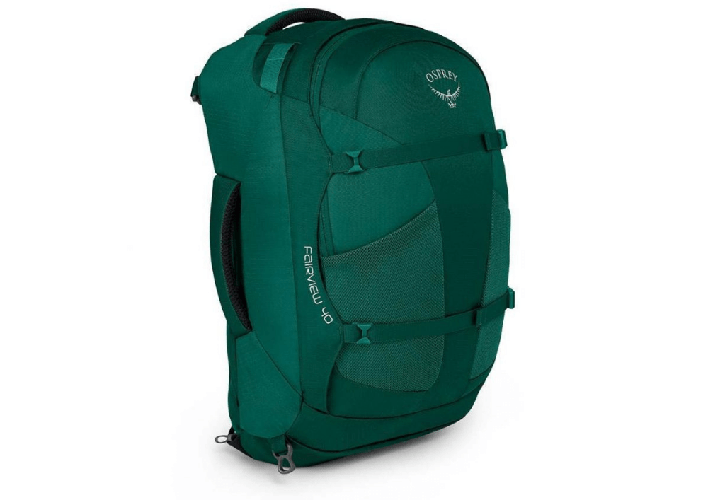 Product image of Osprey Fairview backpack for eco-friendly travel products.