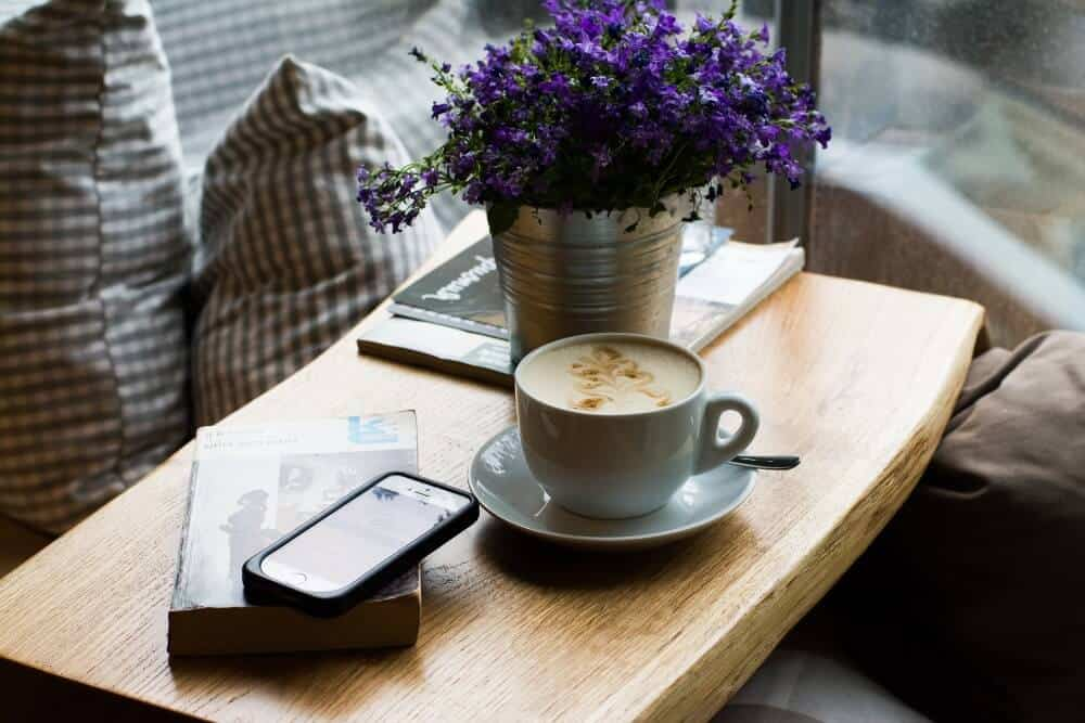 Morning routines can help you have normality while travelling