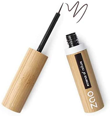 Zao Refillable Eyeliner is one of the top green cosmetics